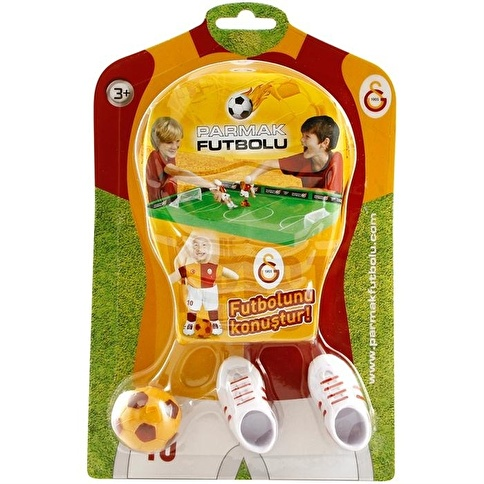 Galatasaray Galatasaray Parmak Futbolu Oyuncu Seti Renkli